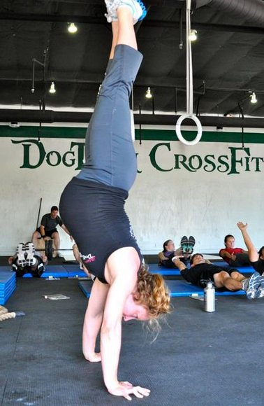 The Crossfit Pregnancy