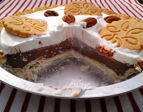 SpyMom's Not So Secret Chocolate Cream Pie Recipe